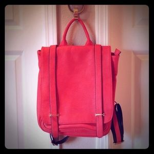 Orange Caramel backpack